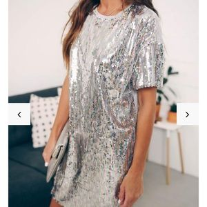 Vici Collection sequin dress